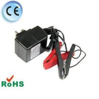 Buy cheap 12V 500mA Trickle Charger With CE/BS/ROSH from wholesalers
