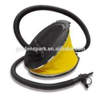 Buy cheap Plastic Inflatable Foot Pump With 3 Valve and Flexible Hose from wholesalers