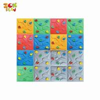 Buy cheap Outdoor Playground Climbing Wall Series Kids Rock Climbing Wall from wholesalers