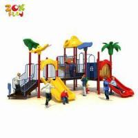 Buy cheap Outdoor Playground Zoo Park Series Used Commercial Playground Equipment from wholesalers