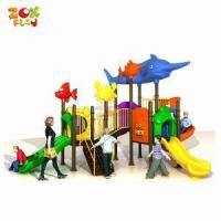 Buy cheap Used Playground Slides from wholesalers