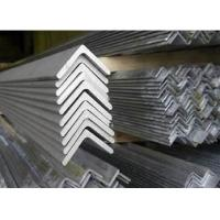 Buy cheap ASTM A36 Hot-dip galvanized steel angle bar for corrosive environments from wholesalers