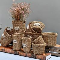 Buy cheap Storage Box Willow flower basket from wholesalers