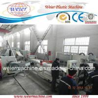 Wholesale China Furniture Edge Banding PVC Sheet Production Line 250kg/H from china suppliers