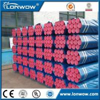 Buy cheap China Astma53 ERW Welded Pipe Hot Dipped Gi Scaffold Tube for Sale Construction Materials from wholesalers