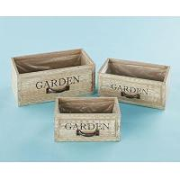 Buy cheap Vintage Wood Garden Planter Box from wholesalers