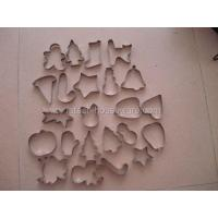 Buy cheap Cookie cutter-13 Different shape cookie cutters from wholesalers