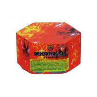 Buy cheap MULTIPLE SHOTS 200 GRAMS Reporting Red 61 Shots from wholesalers