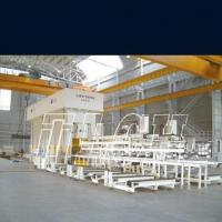 Buy cheap 4000T Truck long member forming press with auto (de)stacker system from wholesalers