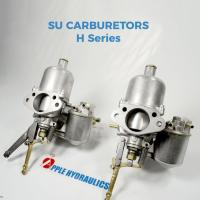 Buy cheap SU H Series Carburetors Complete Rebuild per pair from wholesalers