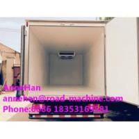 Buy cheap Refrigerated Delivery Truck 4 X 2 8 Tons from wholesalers