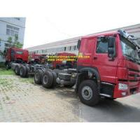 Buy cheap 6 X 4 HOWO Tractor Truck from wholesalers