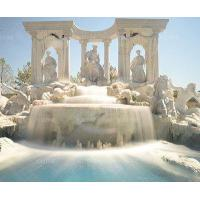 Buy cheap Famous Italy Large Marble Trevi Fountain from wholesalers