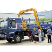 Wholesale 4x4 5T Truck Mounted Crane Knuckle Boom from china suppliers