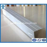 Buy cheap High quality factory supply sliver anodized angle aluminum for sale from wholesalers
