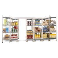Wholesale Normal Shelving Top track storage system from china suppliers