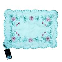 Textile Embroidered Placemat