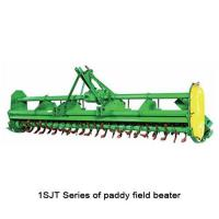 Agricultural Machinery 1SJT Series of paddy field beater