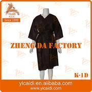 Buy cheap Disposable kimono and sauna clothes from wholesalers