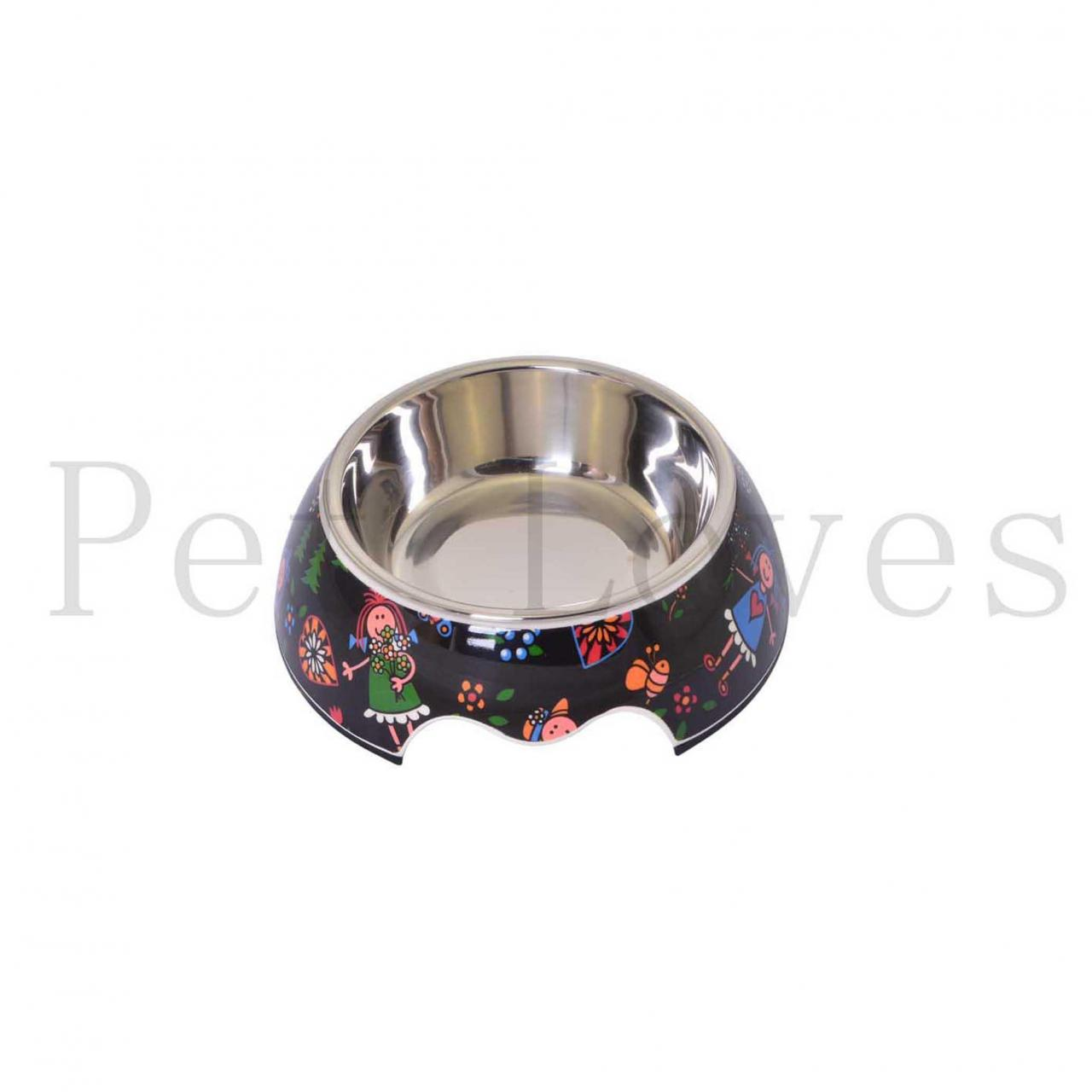 Wholesale ODM/OEM Fashion Print Pet Bowl from china suppliers