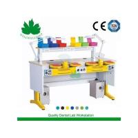 Wholesale Dental Lab Furniture WWG-DS160 1.6m 2 technican Dental Lab Workstation from china suppliers