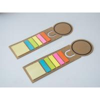 Wholesale with bottom card series  Bookmark sticky note from china suppliers