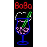 Buy cheap Business Sign BobaBoba Dimensions: 13