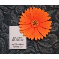 Wholesale Care & Content Labels 50% Cotton 50% Polyester (with care info) from china suppliers
