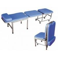Wholesale Medical fumiture FJ-9 steel material jet moulding accompanying chair(with no armrest) chair from china suppliers