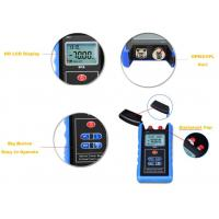 Buy cheap Fiber Optic Testing Equipment TC-45 Power Meter with VFL from wholesalers