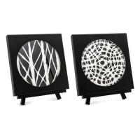 Buy cheap Narra Dimensional Art with easel - Ast 2 A0211960 from wholesalers