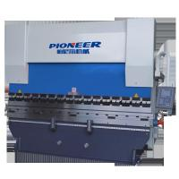 Hydraulic press brake PBM- CNC bending machine