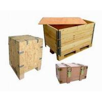 Buy cheap Wood Pack Wooden box  reusable wooden box from wholesalers
