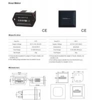 Wholesale Relay Hour Meter from china suppliers