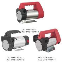 Buy cheap DC&AC SERIES ELECTRIC FUEL TRANSFER PUMPS DC:DYB-40-1/AC:DYB-40AC-1 from wholesalers