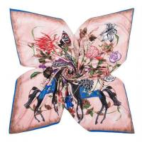 Buy cheap Fashion Twill Silk Scarves from wholesalers