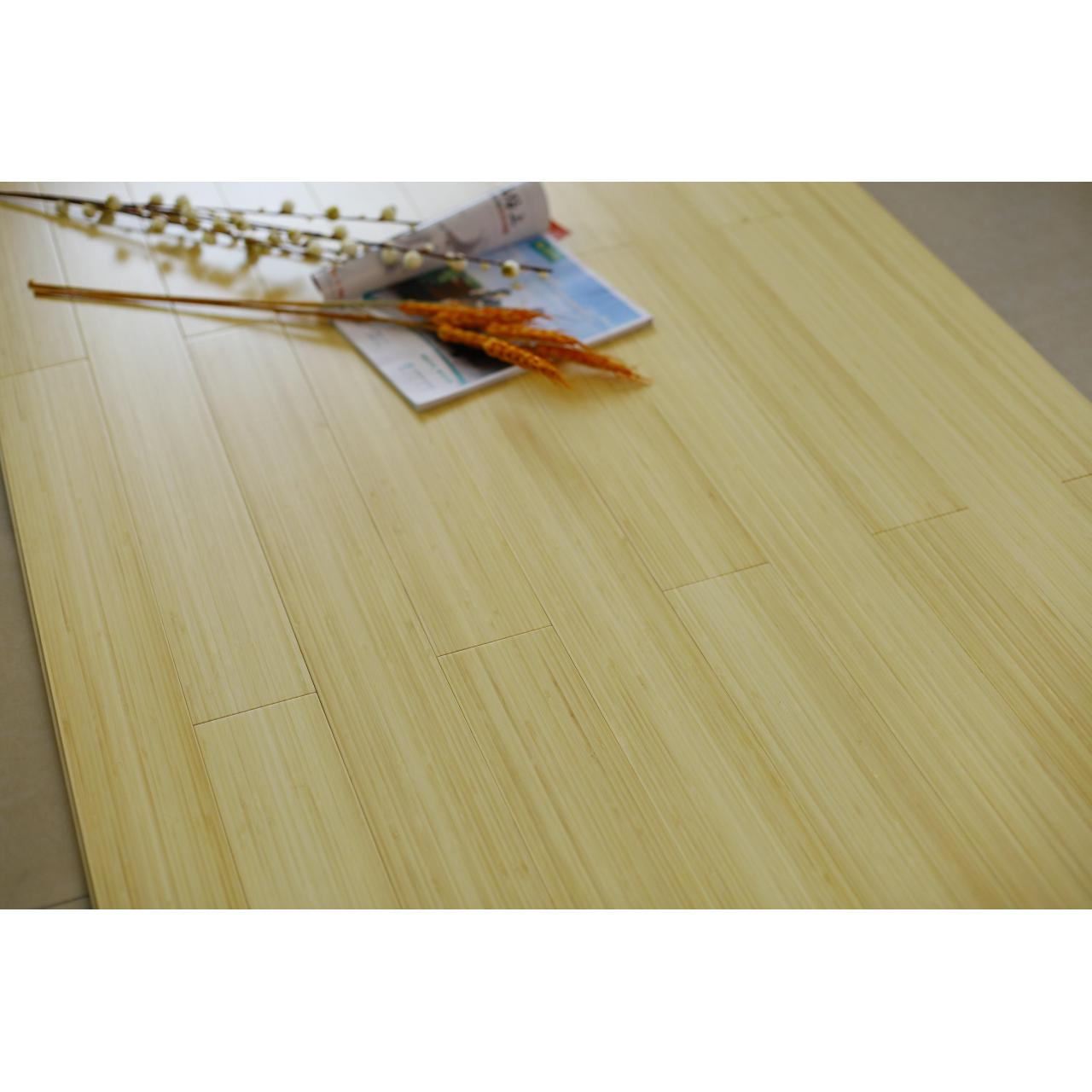Buy cheap Bamboo Flooring natural vertical solid bamboo floor from wholesalers