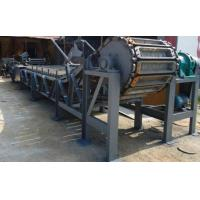 Buy cheap Lead acid battery recycling machines Lead ingot casting machine from wholesalers