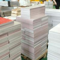 Buy cheap White aluminum sign blanks from wholesalers