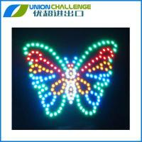 Buy cheap Multi-Language Programmable LED Name Tag Scrolling LED signs from wholesalers