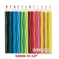 Wholesale Coloured pencil C2000-12 3 from china suppliers