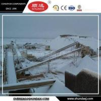 Conveyor Belts Cryophylactic Flat Cold Resistant Rubber Conveyor Belt