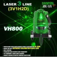 Buy cheap Green beam multi line laser (2V1H1UP & 1DOWN DOT) from wholesalers