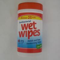 Buy cheap Wipes /Wet Tissues Antibacterial Wet Wipes from wholesalers