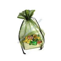Buy cheap organza pouch for Cosmetics from wholesalers