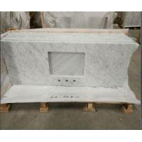 Buy cheap Marble marble vanity top from wholesalers