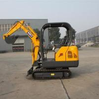 Buy cheap Compact Excavator (Mini Crawler Excavator) from wholesalers