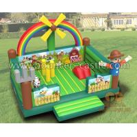 Wholesale Bouncers Farm bouncy castle from china suppliers