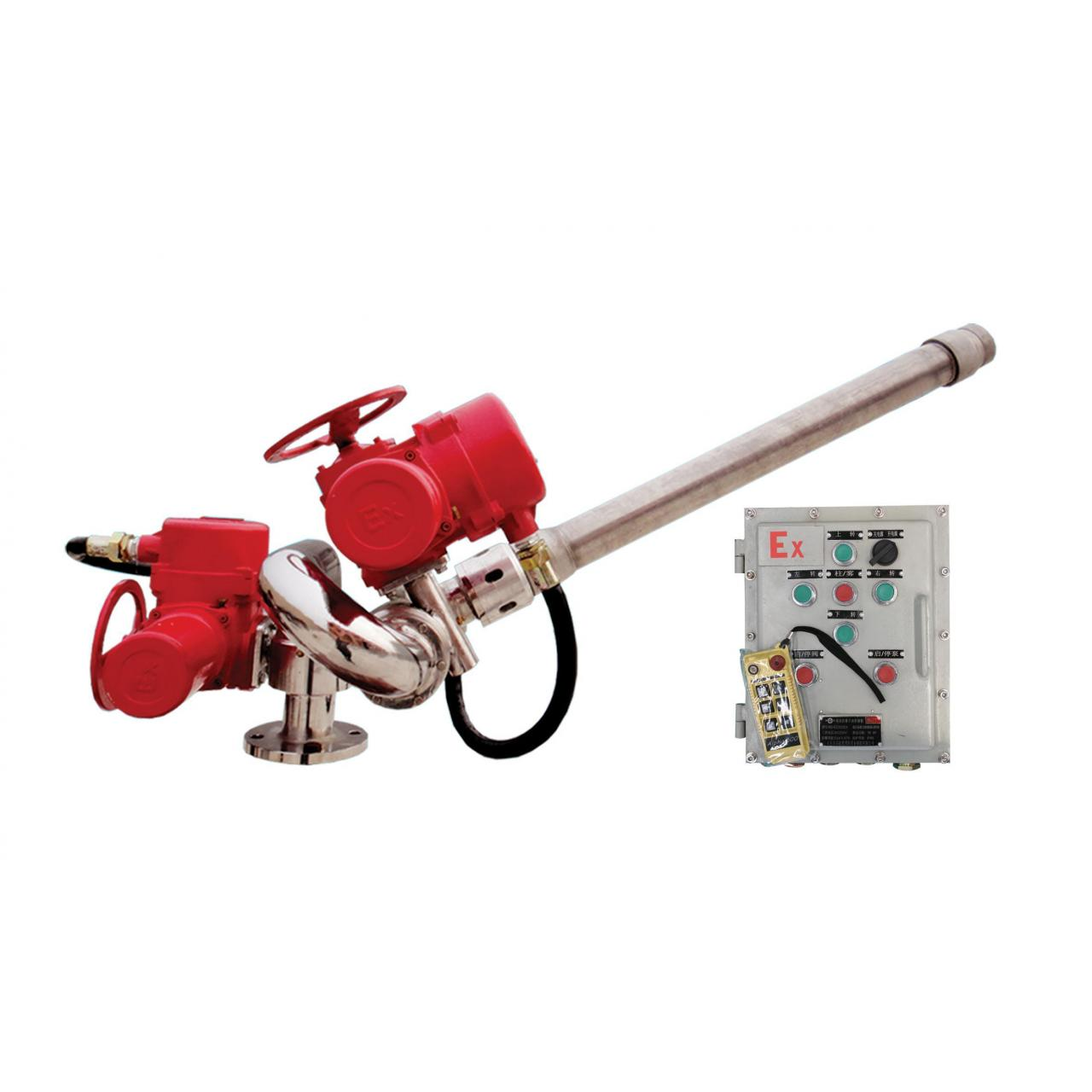 Buy cheap Explosion proof fixed foam water cannon from wholesalers