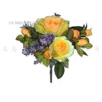Buy cheap FY-SR-002C small rose bonquet from wholesalers